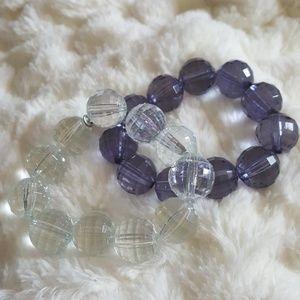 Large Beaded Bracelet Bundle